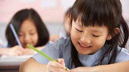 #Tôi dạy con: 5 tuổi, cứ cho con chơi thỏa thích, chuyện học chữ vào lớp 1 rồi tính