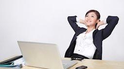 Bài tập tại chỗ chống đau lưng, mỏi gối cho dân văn phòng