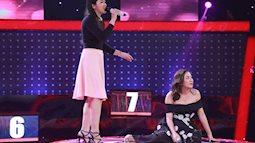 """Clip: Văn Mai Hương """"gục ngã toàn tập"""" khi song ca cùng giọng ca khủng"""