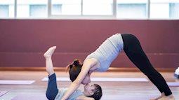 """Quên sữa đi, 3 động tác yoga này mới là """"bảo bối"""" giúp con bạn tăng chiều cao vùn vụt"""