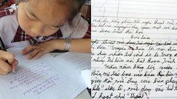 Con đi học: Chữ xấu thì đã sao, bao người nổi tiếng thế giới cũng viết như gà bới đấy thôi!