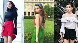 Điểm danh 5 sao nữ chăm chỉ cập nhật xu hướng thời trang nhất showbiz Việt