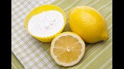 Không phải nước chanh mà hỗn hợp chanh ngâm baking soda mới chính là thần dược chống ung thư