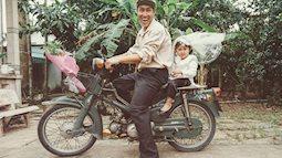 """""""Thư gửi con gái"""" - bộ ảnh mộc mạc nhưng ngập tràn yêu thương của bố và con gái nhỏ!"""