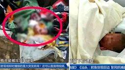 Phẫn nộ: Bà ngoại và bà nội vứt cháu gái sinh non vào thùng rác ''cho nhẹ nợ''