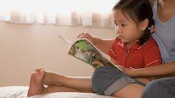 6 bước đơn giản giúp con thích đọc sách ngay từ nhỏ, cha mẹ nào cũng nên biết