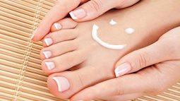 Đi bộ cả ngày vẫn muốn gót chân mềm mịn không chai sần, hãy nhớ 4 bước đơn giản sau đây