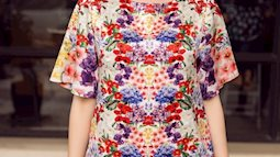 Hoa hậu duy nhất thuộc 'Rich Kids of Vietnam' gợi ý trang phục hoạ tiết hoa đón Xuân