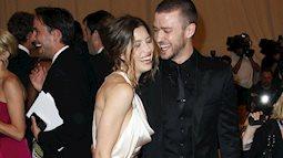 Cặp đôi Jessica Biel và Justin Timberlake bật mí chuyện tình: Suốt thời gian dài không thể... hôn lâu