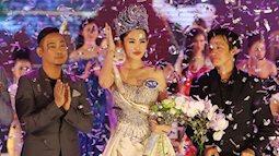 Đề nghị tước vương miện Hoa hậu Đại Dương Lê Âu Ngân Anh