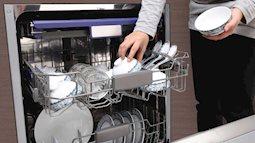 Tin dùng máy rửa bát, ai ngờ tích cả ổ vi khuẩn gây bệnh cho cả nhà