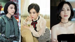 """Tóc ngắn """"đổ bộ"""" làng giải trí Hoa ngữ khiến các nữ thần sắc đẹp mê đắm"""