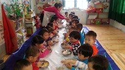 Từ tháng 2, trẻ học mẫu giáo được hỗ trợ ăn trưa