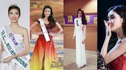 Muôn vàn cách ghi dấu ấn trên đấu trường sắc đẹp quốc tế  của người đẹp Việt
