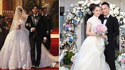 Trước thềm đám cưới thế kỷ của Phạm Băng Băng, làng giải trí Trung Quốc đã từng rộn ràng bởi những đám cưới trong mơ này