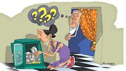 """Vợ chồng không nên có quỹ """"đen"""" mà nên có quỹ riêng"""