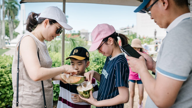 Ngày cầng nhiều gia đình lựa chọn đi du lịch dịp Tết (ảnh minh họa)
