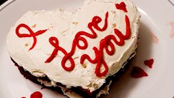 Ngọt ngào Valentine trắng với món quà đầy ý nghĩa