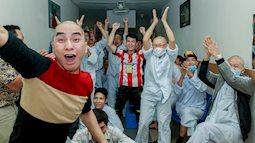 Bệnh nhân quên đau, quên sống chết cổ vũ U23 Việt Nam: Khoảnh khắc bóng đá nối triệu trái tim