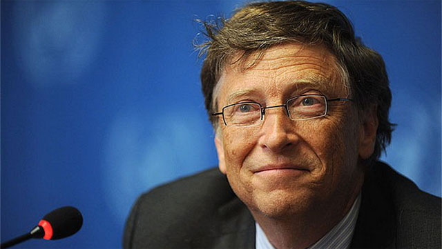 Image result for Tỷ phú Bill Gates