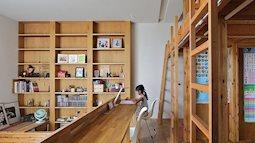 Ngôi nhà đẹp hoàn hảo dành cho 5 người khiến ai cũng phải ngưỡng mộ