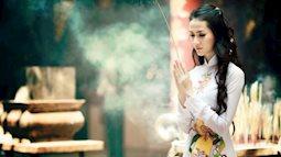 """""""Quy tắc vàng"""" khi đi lễ chùa giúp cả năm may mắn"""