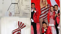Sau Rihanna và Katy Perry, giờ đã đến lượt cả Gwen Stefani cũng diện đồ của NTK Công Trí!
