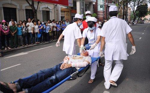 Image result for sơ cứu người bị nạn