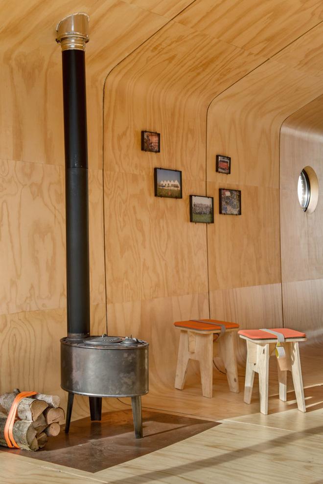 """Ngôi nhà nhỏ 50m² đẹp lãng mạn và có thể """"mang theo"""" đến bất kỳ đâu - Ảnh 7."""