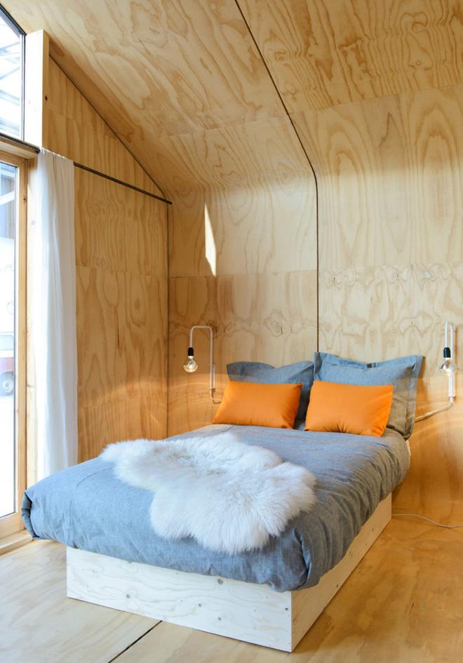 """Ngôi nhà nhỏ 50m² đẹp lãng mạn và có thể """"mang theo"""" đến bất kỳ đâu - Ảnh 8."""