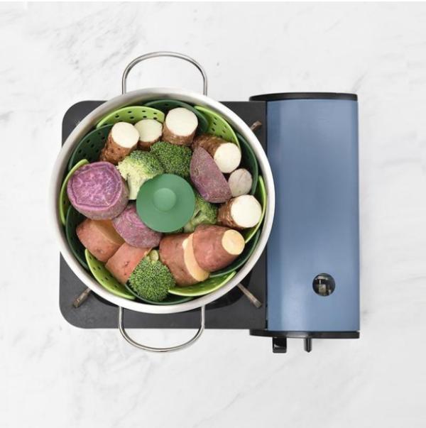 Căn bếp nhỏ luôn gọn gàng và tiện lợi nhờ khéo chọn 8 vật dụng thông minh này - Ảnh 4.