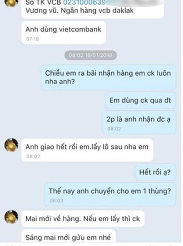Chạy ngược xuôi buôn hoa quả kiếm tiền sắm Tết, cô gái ở Hà Nội bị cú lừa ngoạn mục - Ảnh 2.