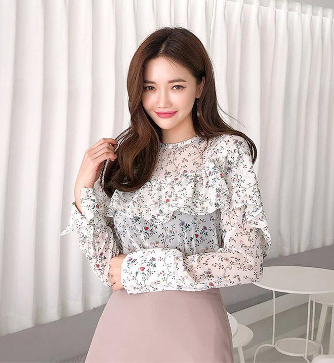 """Tuyệt chiêu để """"lúc nào cũng mặc đẹp"""" của con gái Hàn nằm cả ở 12 món đồ và cách mix này - Ảnh 11."""