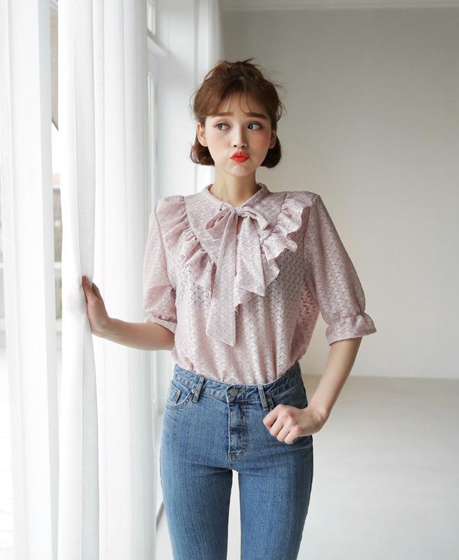 """Tuyệt chiêu để """"lúc nào cũng mặc đẹp"""" của con gái Hàn nằm cả ở 12 món đồ và cách mix này - Ảnh 12."""