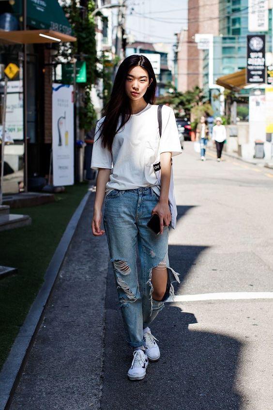 """Tuyệt chiêu để """"lúc nào cũng mặc đẹp"""" của con gái Hàn nằm cả ở 12 món đồ và cách mix này - Ảnh 3."""