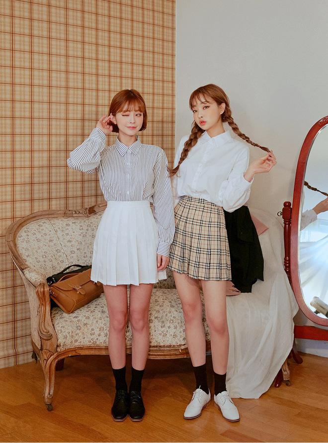 """Tuyệt chiêu để """"lúc nào cũng mặc đẹp"""" của con gái Hàn nằm cả ở 12 món đồ và cách mix này - Ảnh 8."""