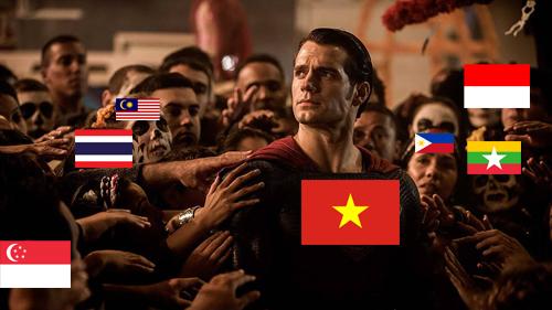 U23 Việt Nam nhận được sự ngưỡng mộ của các nước trong khu vực và thế giới.