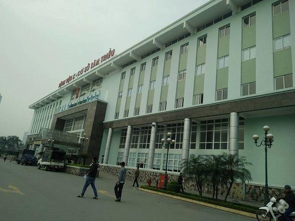 Bệnh viện K lên tiếng về việc bảo vệ hành hung người nhà bệnh nhân - Ảnh 1.