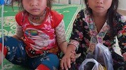 Cứu sống 2 bé gái người Mông ăn nhầm lá ngón