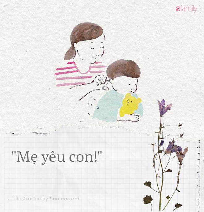 Dù bận đến mấy bố mẹ cũng đừng quên nói với con những câu này hàng ngày - Ảnh 1.