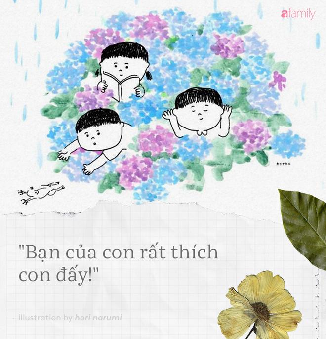 Dù bận đến mấy bố mẹ cũng đừng quên nói với con những câu này hàng ngày - Ảnh 3.