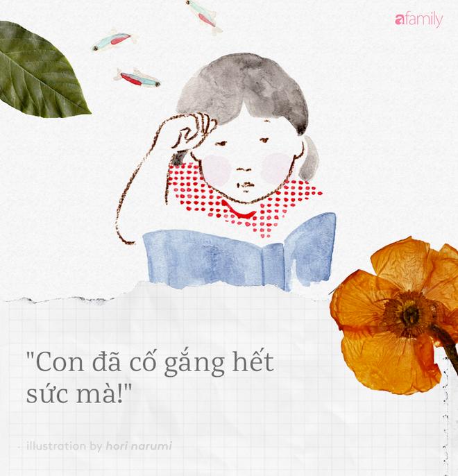 Dù bận đến mấy bố mẹ cũng đừng quên nói với con những câu này hàng ngày - Ảnh 4.