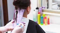 Mẹ bầu nhuộm tóc có bị ảnh hưởng không?