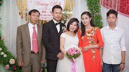Nàng dâu ôm bụng bầu 8 tháng lên xe hoa với nỗi sợ bố mẹ chồng không ưa, ai dè lại được cưng chiều hết nấc