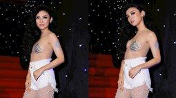 VN International Fashion Week: 'Dụi mắt' nghìn lần vẫn không tin được đây là Tiêu Châu Như Quỳnh