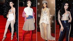 Tiêu Châu Như Quỳnh 'phá đảo' Tuần lễ thời trang Việt Nam vì trang phục thảm hoạ