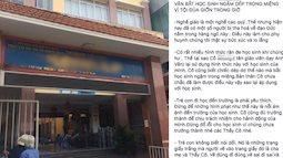 Xôn xao thông tin học sinh tiểu học ở Sài Gòn bị cô giáo bắt ngậm dép trong miệng vì đùa giỡn trong giờ học
