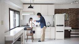 Góc trang trí nhà tối giản mà hiện đại phong cách Danshari của người Nhật