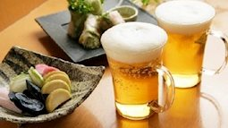 Một chút rượu bia cũng là viagra