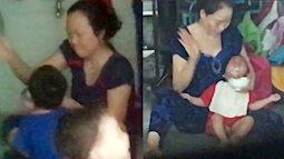 TP HCM: Nhiều bé tại điểm giữ trẻ bị đánh đập khi ăn